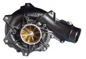 ET ENGINE TECH SEADOO 300 142MM SUPERCHARGER COMPLETE