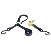 AIRHEAD TRIPLE HOOK RATCHET TIE DOWN