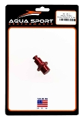 AQUA SPORT YAMAHA 1812CC FUEL REGULATOR BLOCK OFF PIN