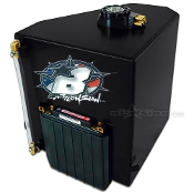 BLOWSION FUEL TANK - BLACK