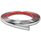 "BLOWSION SIDE MOLDING 1""- CHROME"