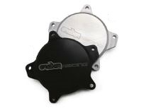 ADA RACING KAWASAKI 1100 FRONT OIL INJECTION COVER SILVER