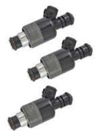 RIVA SEADOO 50LBS PRO-SERIES FUEL INJECTOR KIT (3 PCS)