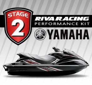 RIVA YAMAHA FX-SHO '10-08 STAGE 2 ENGINE KIT (RIVA ECU) - pwc parts