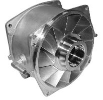 SOLAS STAINLESS STEEL YAMAHA 148MM PUMP HOUSING